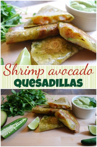 Quesadillas for Pinterest