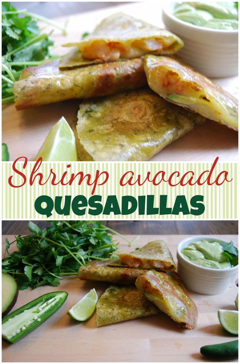Quesadillas for Pinterest