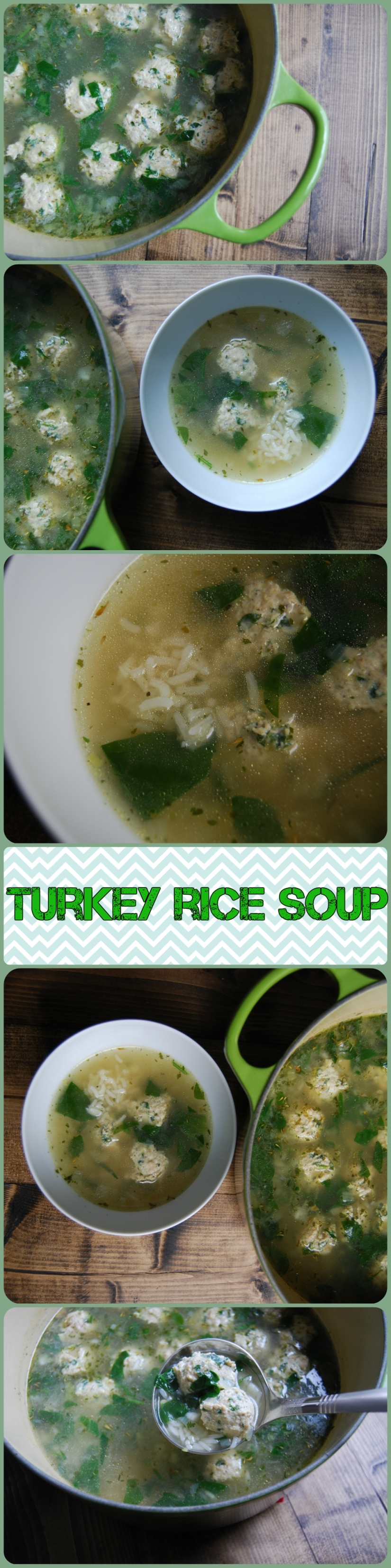 Turkey rice soup PINTEREST
